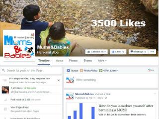 M&B Facebook Page